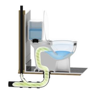 Toilet repair - instalation