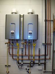 water heater service