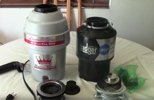 garbage disposal service - repair - Installation